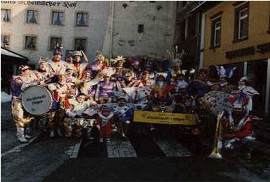 Saison 1985 - 1987