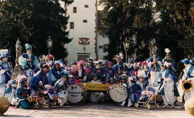 Saison 1988 - 1990