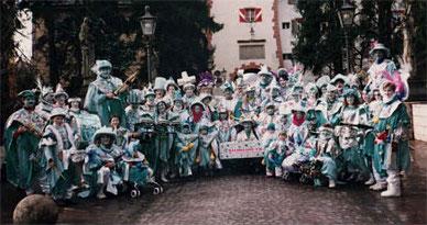 Saison 1992 - 1995